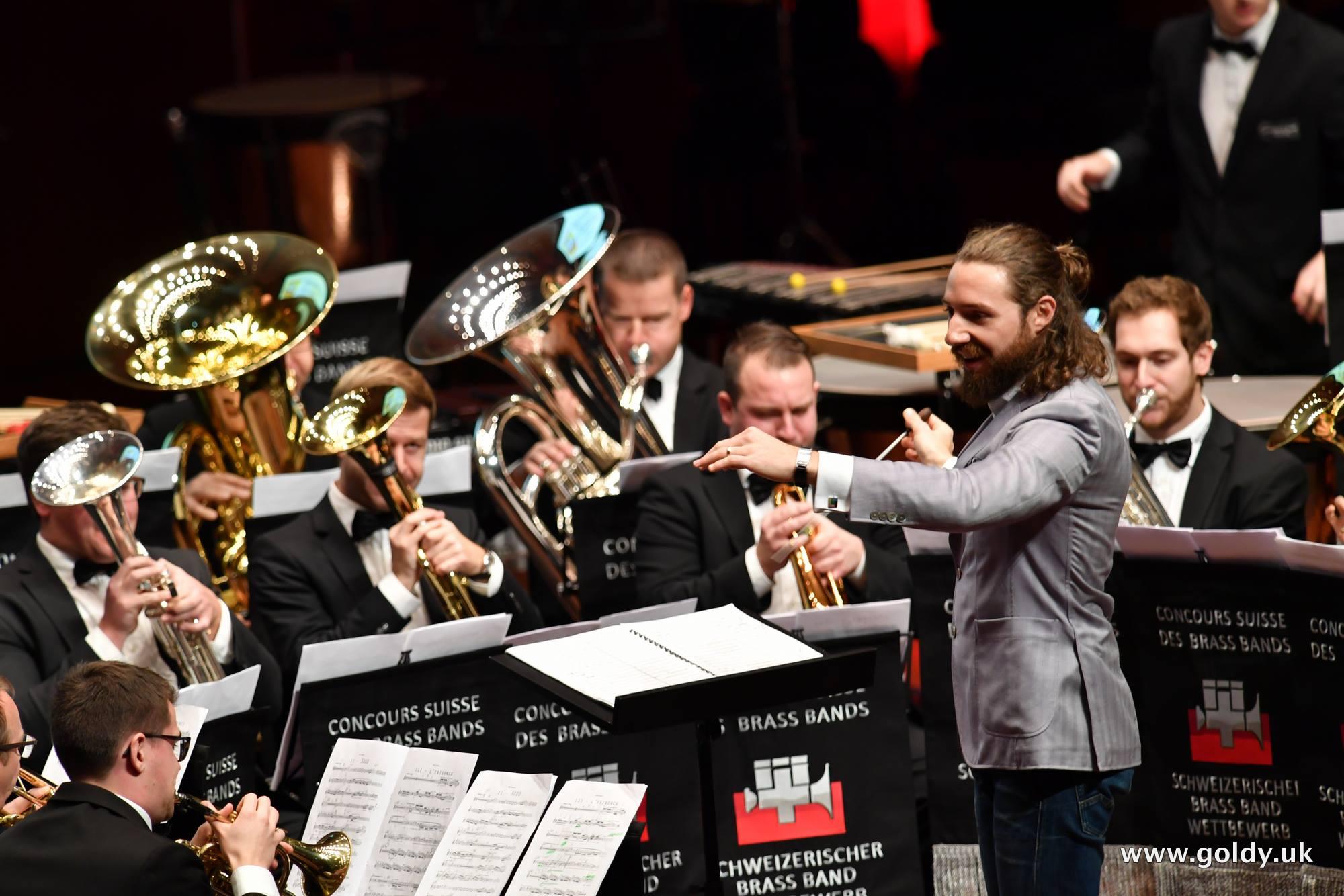AEW Concert Brass